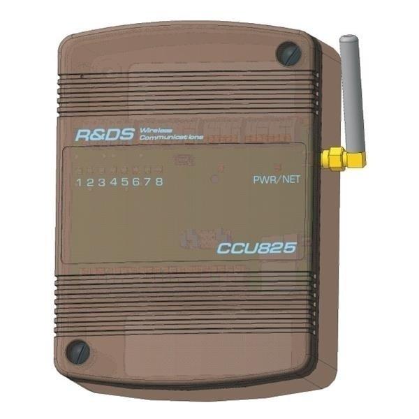 16 входов (GSM контроллер