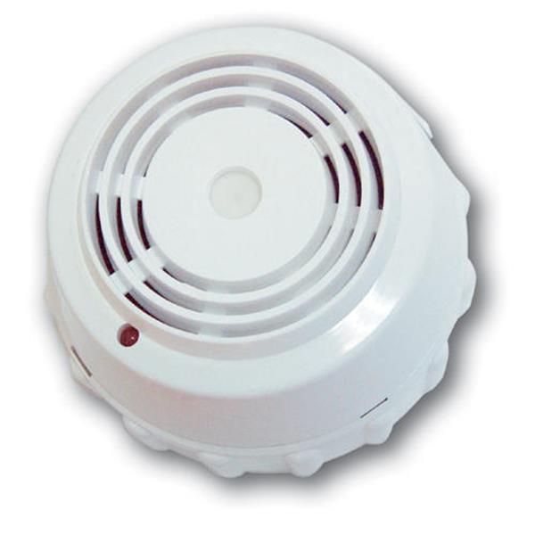ИП 212-3СУ Дымовой оптический пожарный извещатель.  Двухпроводная схема подключения.  Напряжением питания 9-28 В. Ток...