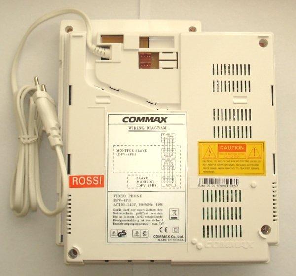 Купить DPV-4PB: Commax