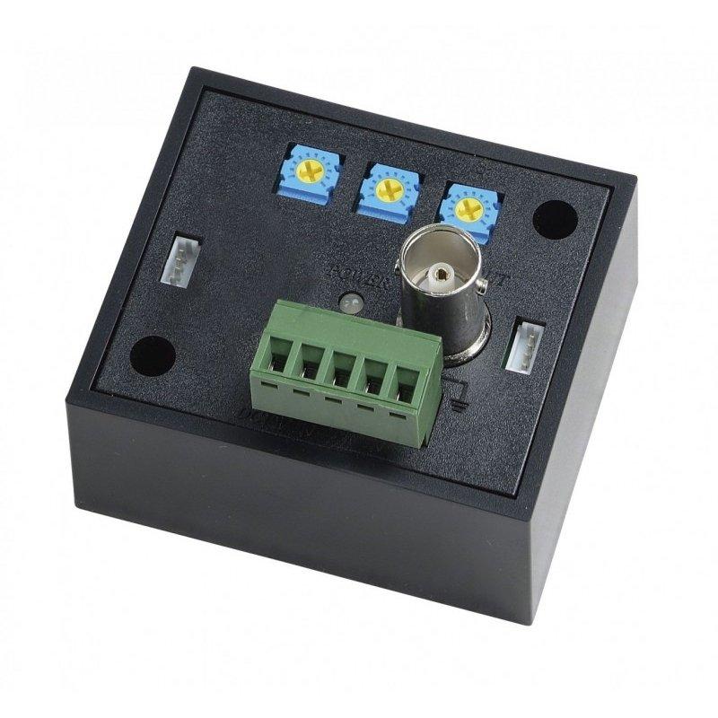 Приемник SC&T SF40A2S5R/W-N 4 каналов видео + 1 канала аудио цифровой одномодовый