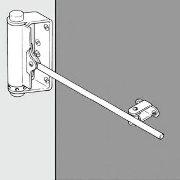 Как сделать пружину для двери 697
