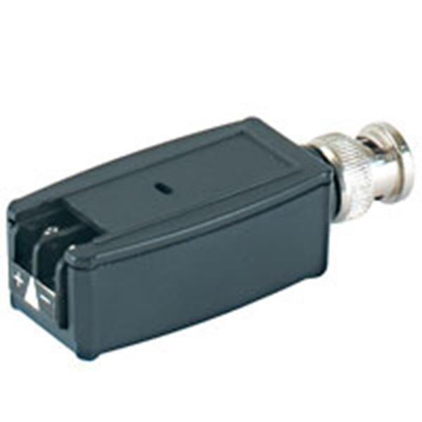 Приемопередатчик SC&T TTP111VL пассивный 1-канальный для передачи видеосигнала кабелю витой паре CAT