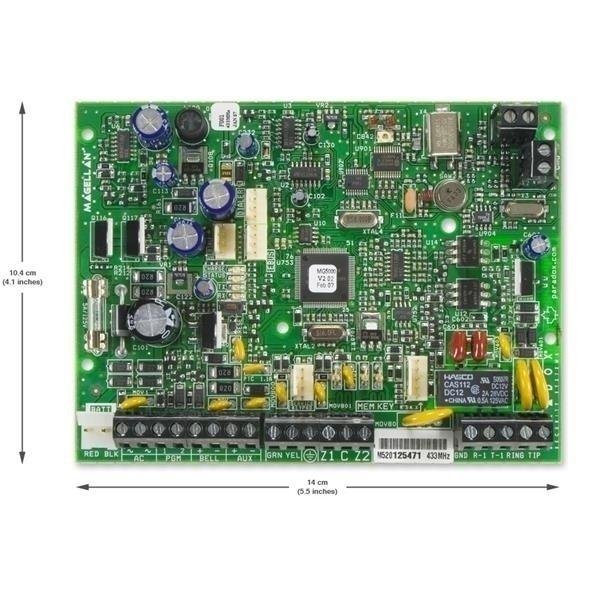 Приемопередатчик видеосигнала SC&T TPP016-RJ45 пассивный 16-канальный по витой паре на 600 м