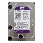 HDD 3 TB WD30PURZ Purple