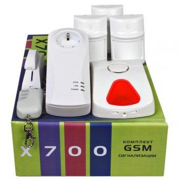 Сибирский Арсенал Х-700 GSM-сигнализация