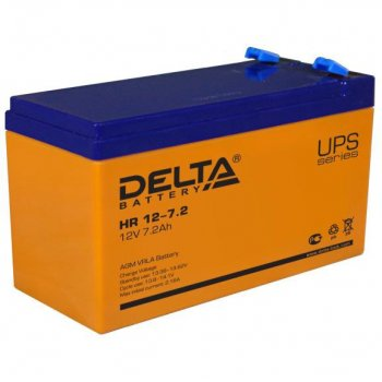 Delta АКБ-7 HR 12-7.2