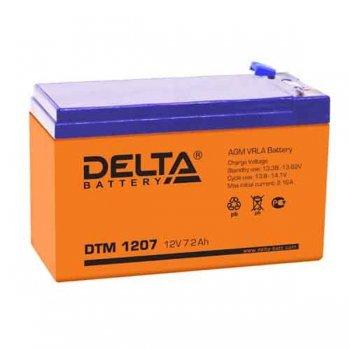 Delta АКБ-7 DTM 1207