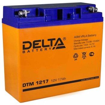 Delta АКБ-17 DTM 1217
