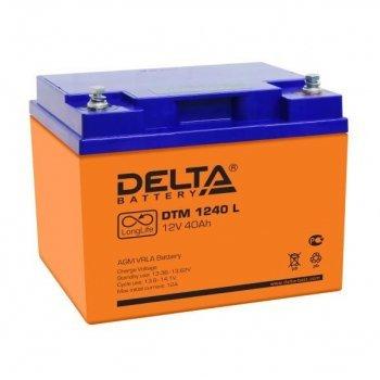 Delta АКБ-40 DTM 1240 L