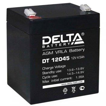 Delta АКБ-4,5 DT 12045