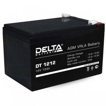 Delta АКБ-12 DT 1212