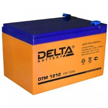 Delta АКБ-12 DTM 1212
