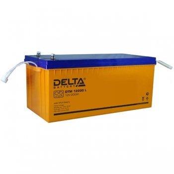 Delta АКБ-200 DTM 12200 L