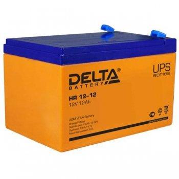 Delta АКБ-12 HR12-12