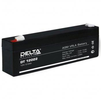 Delta АКБ-2,2  DT 12022