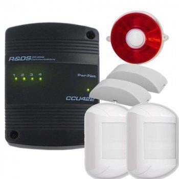 ТД Актив-СБ Охранная GSM сигнализация  для офиса