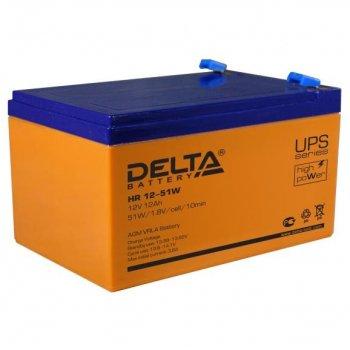 Delta АКБ-12 HR 12-51 W