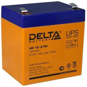 Delta АКБ-5 HR 12-21 W