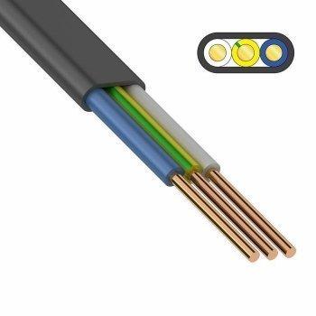 Кабели и провода ВВГ-Пнг 3x2,5 ок-0,66