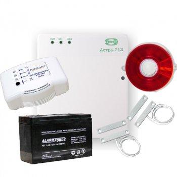 ТД Актив-СБ Сигнализация на 1 зону и датчик газа