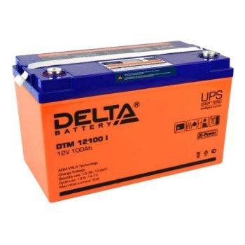 Delta АКБ-100 DTM 12100 I