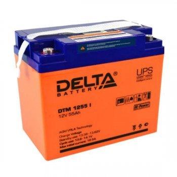 Delta АКБ-55 DTM 1255 I
