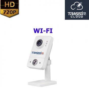 ТД Актив-СБ Комплект Wi-Fi 720p 1 для квартиры 32Гб