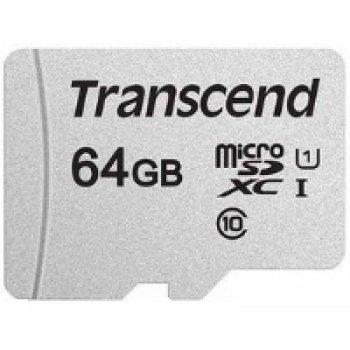 - Карта памяти microSDXC UHSI U1 64 ГБ