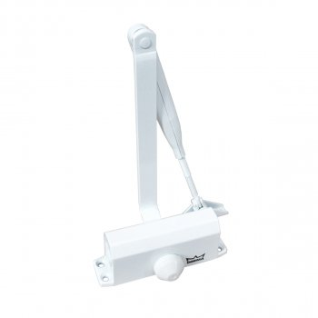 Dorma TS Nano с рычагом, DIY белый