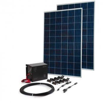 Бастион Teplocom Solar-800+Солн. панель 250Вт*2