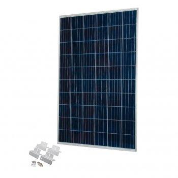 Бастион Солнечная панель 250Вт с универсальным к