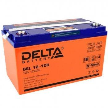 Delta АКБ-100 GEL 12-100