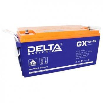 Delta АКБ-65 GX 12-65