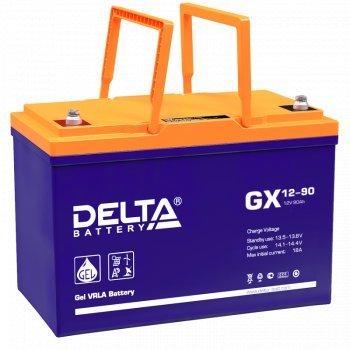 Delta АКБ-90 GX 12-90